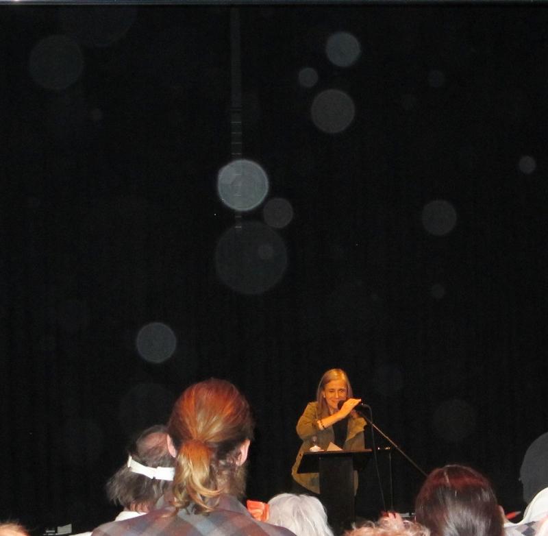 Amy Goodman Book Tour