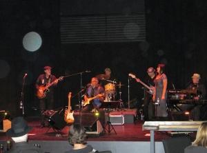 Orbs Andy T - Nick Nixon Band