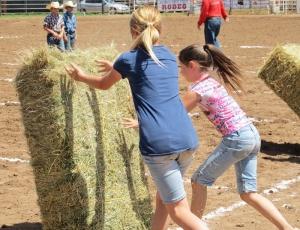 Eager Daze 2012 Hay Rolling
