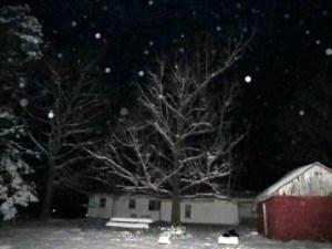 KathyP snow orbs