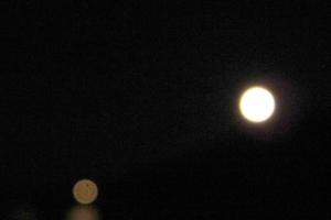 Full Moon Orb Cheyenne MacMasters