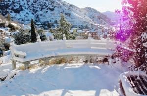 snow day Cheyenne MacMasters