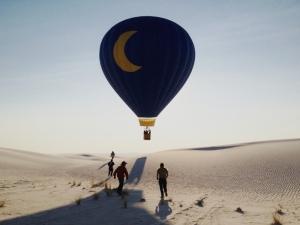 Roy Walz Blue Moon photo by Cheyenne MacMasters
