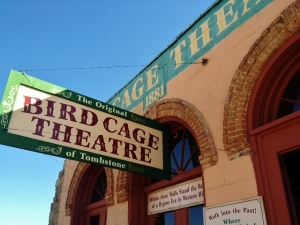 Bird Cage Theatre by Cheyenne MacMasters