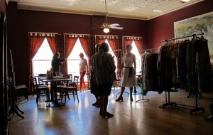 Bisbee Community Y Fashion Show