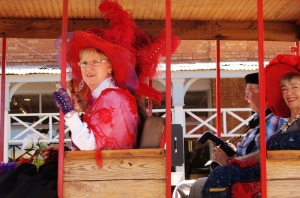 Tombstone Red Hat society